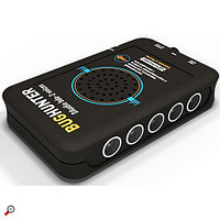 Глушитель сотовой связи,  Подавитель диктофонов BugHunter DAudio bda-2 Voices, фото 1