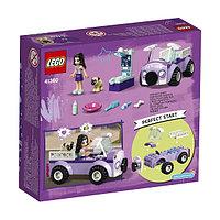 LEGO Friends 41360 Конструктор ЛЕГО Подружки Передвижная ветклиника Эммы