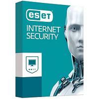 Антивирус ESET NOD32 Internet Security, универсальный, 12 мес. или продление на 20 мес, 3 ПК