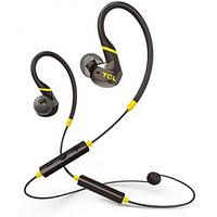 TCL In-ear Bluetooth Sport Headset, IPX4, Frequency of response: 10-22K, Sensitivity: 100 dB, Driver Size: