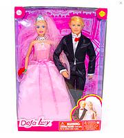 Кукла Defa Lucy невеста и жених 8305