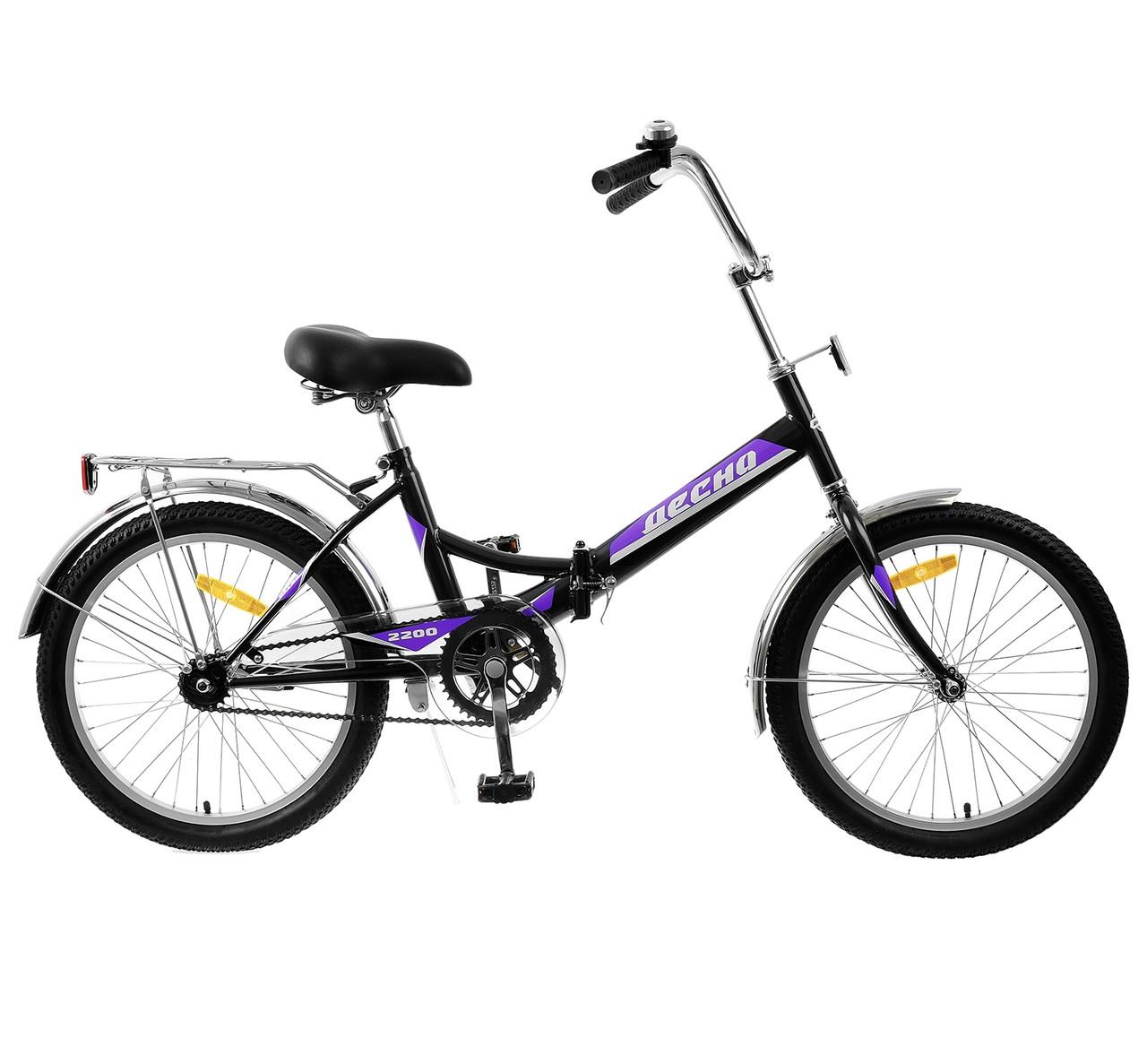Велосипед двухколесный Десна 2100