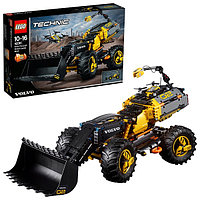 LEGO Technic 42081 Конструктор ЛЕГО Техник VOLVO колёсный погрузчик ZEUX
