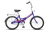 Велосипед двухколесный складной Pilot 310, фото 5
