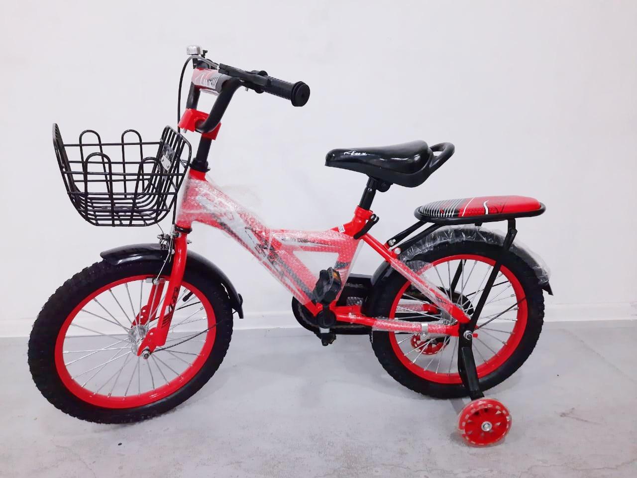 Детский двухколесный велосипед Lux 14-D