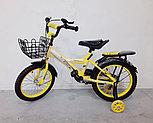 Детский двухколесный велосипед Lux 14-D, фото 4