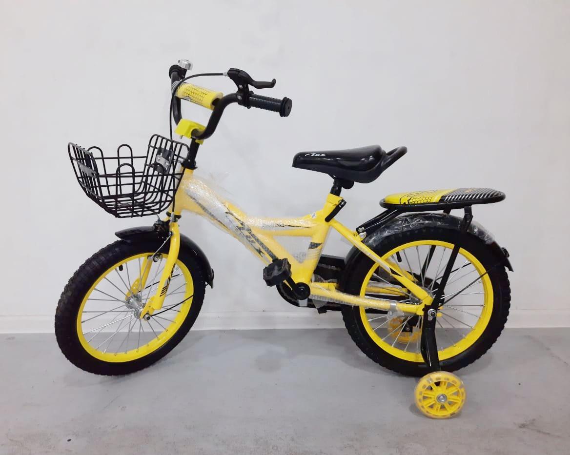 Детский двухколесный велосипед Lux 16-D