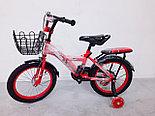 Детский двухколесный велосипед Lux 16-D, фото 4