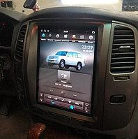 Автомагнитола (Монитор) Тесла для Lexus Lx 470 2003-2006, фото 1