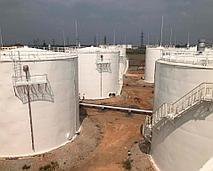 Резервуары под нефтепродукты 1