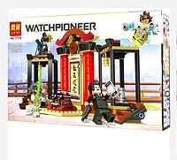 Конструктор Лего Овервотч: LARI, Хандзо против Гэндзи (215 дет.) LEGO Overwatch 75971.