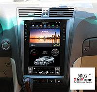 Магнитола ZhiFang для Lexus GS 2005-2012 TESLA STYLE/PX6/4ГБ-32ГБ