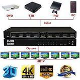 Сплиттер / разветвитель /  HDMI 1×8 UHD 4Kx2K с поддержкой 3D, фото 2