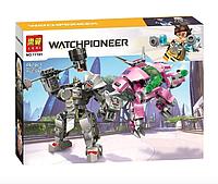 "Конструктор 11182 lari Watch pioneer ""Бастион"""