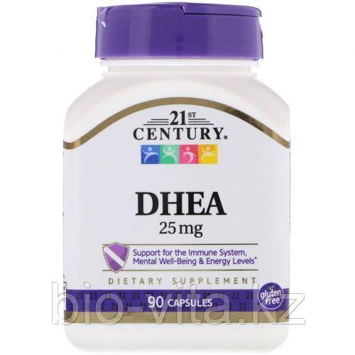 21 century DHEA, ДГЭА 25 мг, 90 таблеток