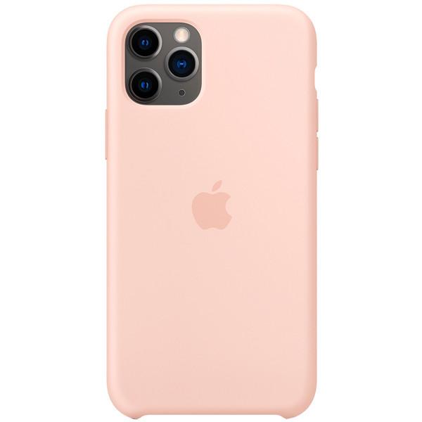 Оригинальный чехол Apple для IPhone 11 Pro Silicone Case - Pink Sand - фото 1