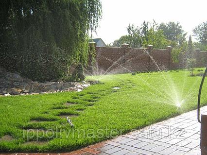 Автоматический полив садов
