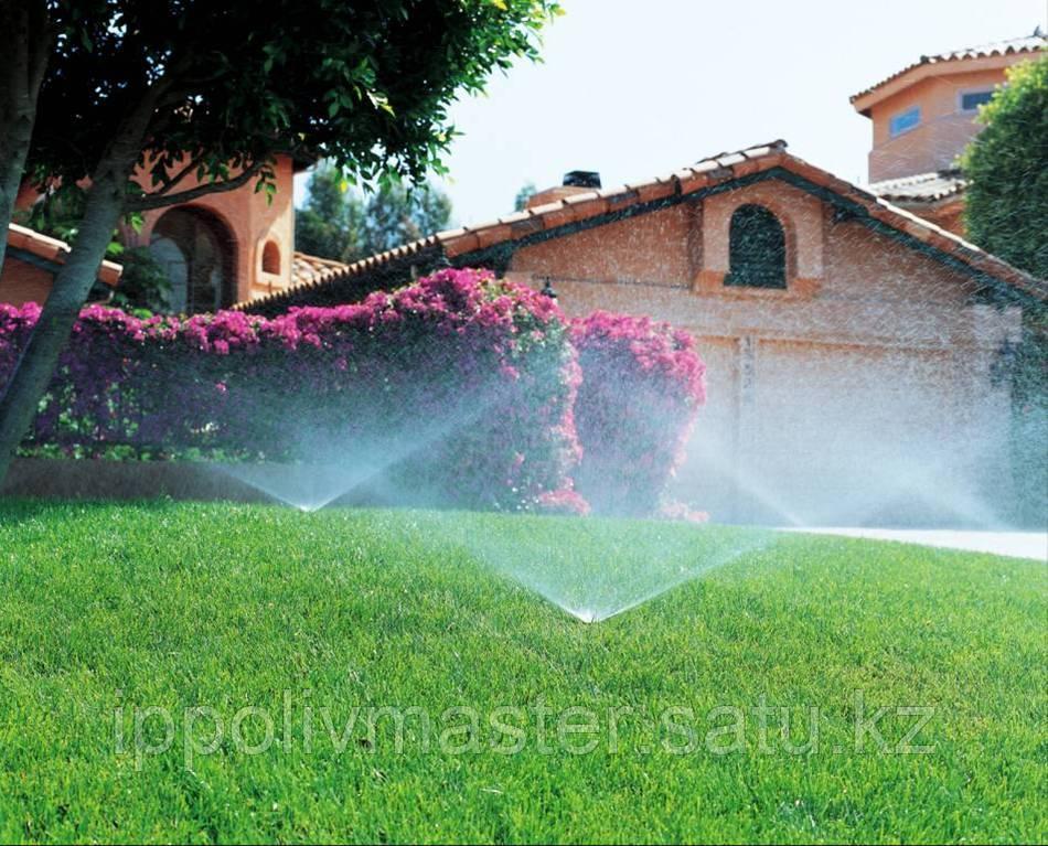 Система полива огорода сада
