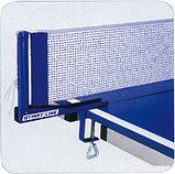 Сетка для настольного тенниса Classic нейлоновая, крепление - фиксатор, фото 3