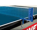 Сетка для настольного тенниса Classic нейлоновая, крепление - фиксатор, фото 2