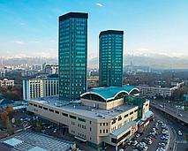 "Бизнес-центр ""Almaty Towers"" 6"