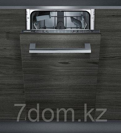 Встраиваемая посудомойка 45 см Siemens SR 615 X10DR, фото 2