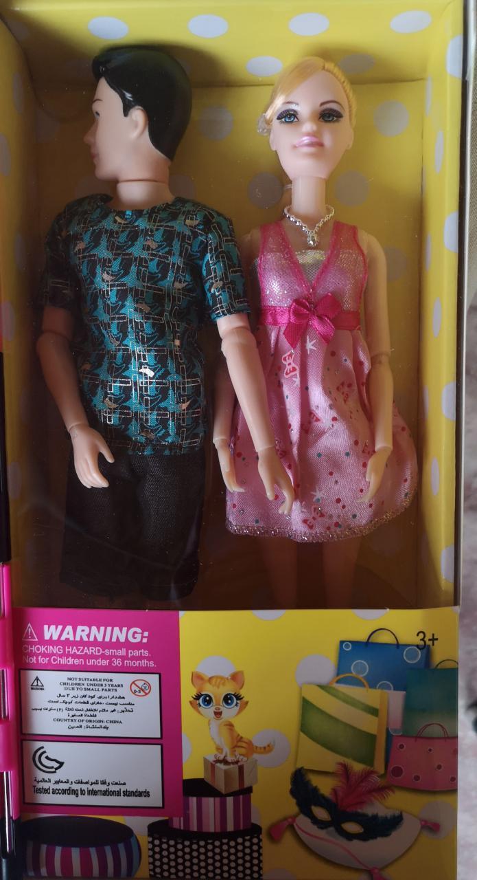 Гардероб куклы Барби - фото 2