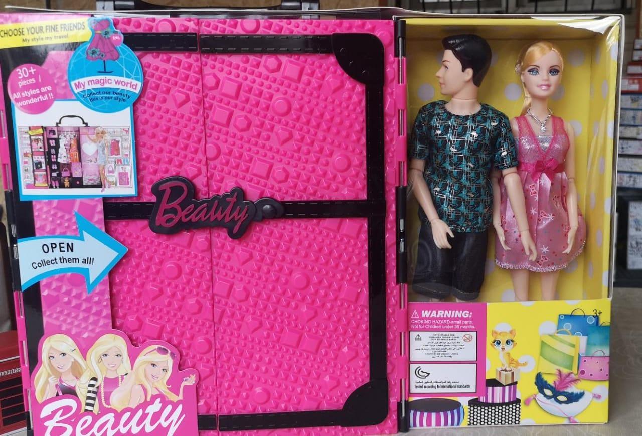 Гардероб куклы Барби - фото 1