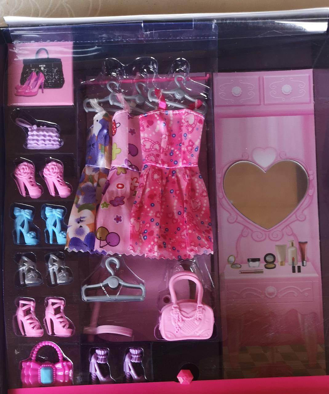 Гардероб куклы Барби - фото 3