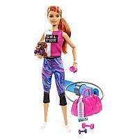 Кукла Barbie Фитнес Wellness, фото 1