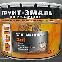 DALI® Грунт-эмаль по ржавчине 3в1
