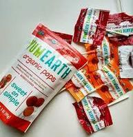 Органические леденцы для Ваших деток с витаминос С