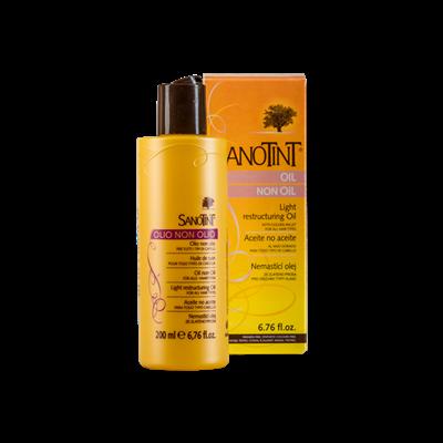 Масло для восстановления структуры волос SanoTint