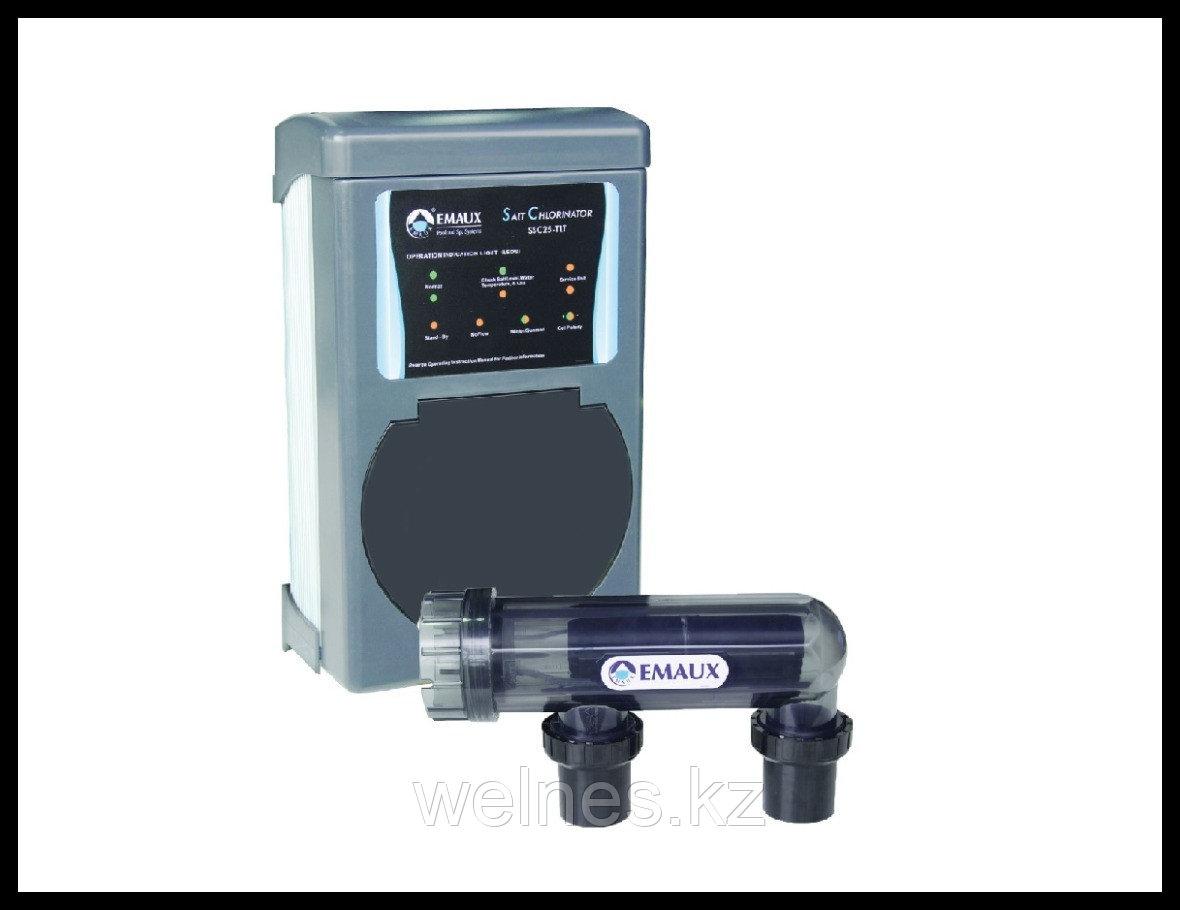 Солевой хлоринатор для бассейна Emaux SSC-25E (до 75 м³)