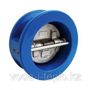 Обратный клапан межфланцевый ф125