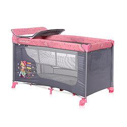 Кровать-манеж Lorelli MOONLIGHT 2 цвета в ассортименте