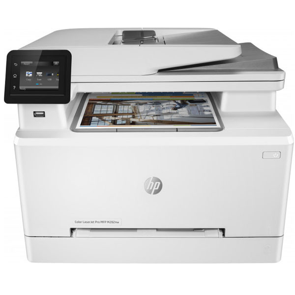 Мфу HP 7KW72A HP Color LaserJet Pro MFP M282nw Prntr (A4) Printer/Scanner/Copier/ADF, 600 dpi, 21 ppm, 256MB,