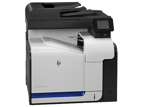 Мфу HP CZ272A Color LaserJet Pro 500 M570dw eMFP (A4) Printer/Scanner/Copier/Fax/ADF, 800 MHz, 30ppm, 256 Mb,