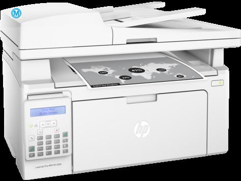 Мфу HP G3Q59A HP LaserJet Pro MFP M130fn Prntr (A4) , Printer/Scanner/Copier/Fax/ADF, 600 dpi, 22 ppm, 256 MB,