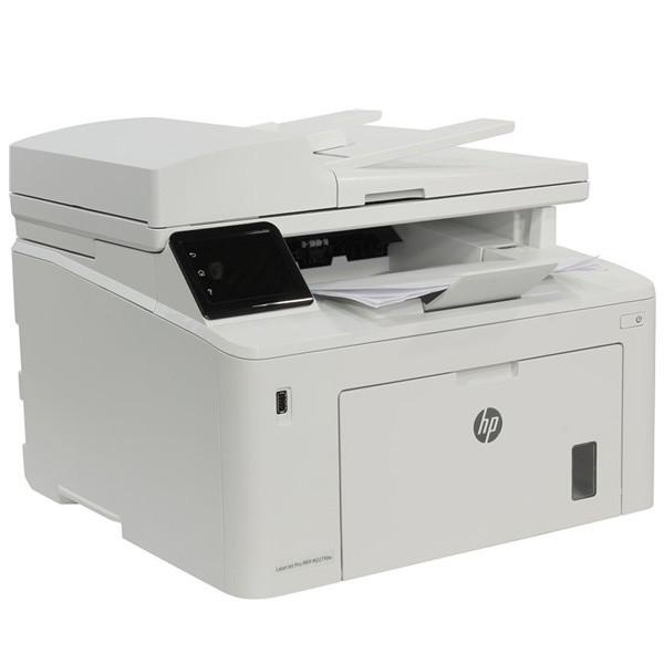 Мфу HP G3Q75A HP LaserJet Pro MFP M227fdw Printer (A4) , Printer/Scanner/Copier/ADF/Fax, 1200 dpi, 28 ppm, 256