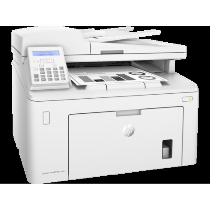 Мфу HP G3Q79A HP LaserJet Pro MFP M227fdn Printer (A4) Printer/Scanner/Copier/ADF/Fax, 1200 dpi, 28 ppm, 256 M