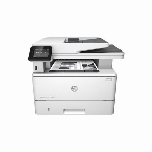 Мфу HP W1A28A HP LaserJet Pro MFP M428dw Printer (A4) , Printer/Scanner/Copier/ADF, 1200 dpi, 38 ppm, 512 Mb,