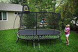 Премиум  Батут Springfree овальный  (2.4х4м), фото 7