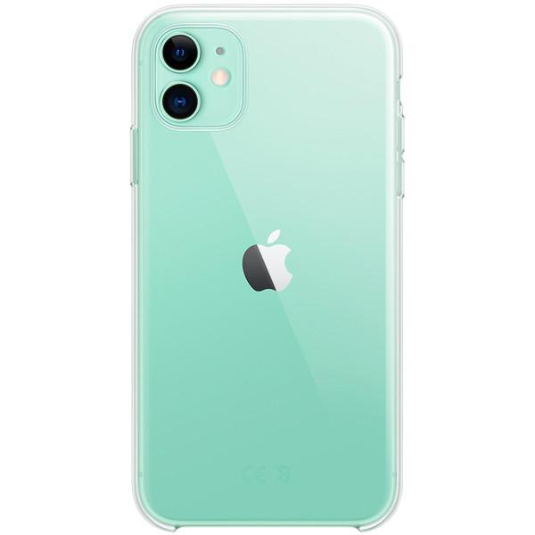 Оригинальный чехол Apple для IPhone 11 Clear Case