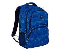 Рюкзак GIVE ME FIVE. Голубой. 46.5 x 30 x 17 см.