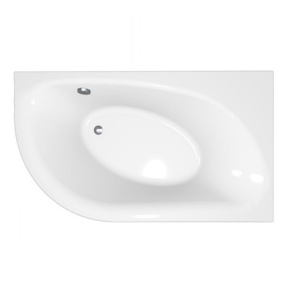 Ванна акриловая Cersanit Cariba 160*90 правая