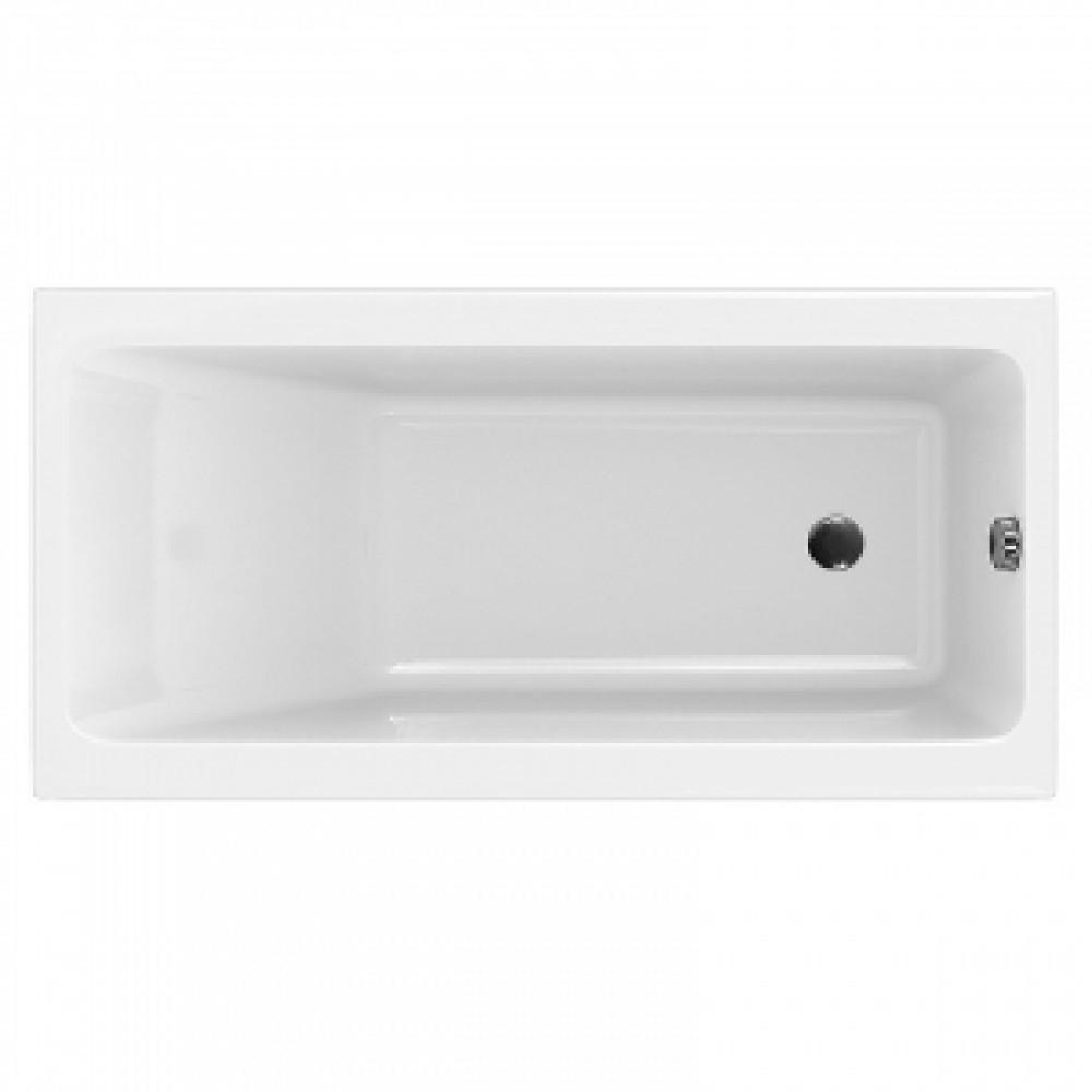 Cersanit. Ванна прямоугольная CREA 150x75, белый, P-WP-CREA*150NL