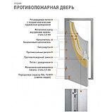 Железная дверь ДП1, фото 2