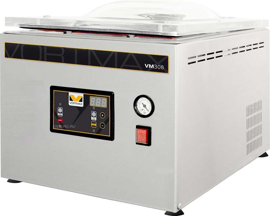 Упаковщик вакуумный Vortmax VM308 с опцией газонаполнения