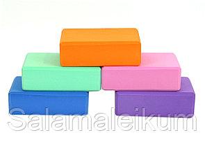 Блок, кирпич для занятий йогой SS-00392